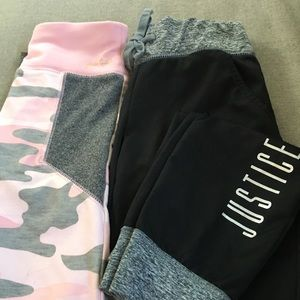 Justice Girls Bottoms